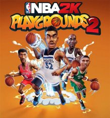 NBA 2K Playgrounds 2 [+ All Star Update] (2018) PC [FitGirl]