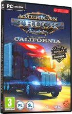 American Truck Simulator [v 1.34.0.4s + 19 DLC] (2016) PC [Other's]