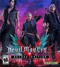 Devil May Cry 5: Deluxe Edition (2019) PC | RePack by FitGirl