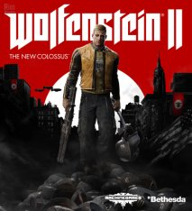 Wolfenstein II: The New Colossus [Update 10 + DLCs] (2017) PC | RePack by FitGirl