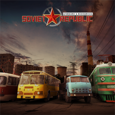 Workers & Resources: Soviet Republic [v 0.7.5.11 | Early Access] (2019) PC | Repack by xatab
