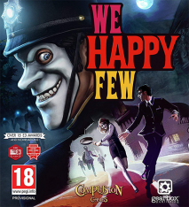 We Happy Few [v 1.7.79954 + DLC] (2018) PC | RePack by R.G. Механики