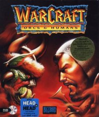 Warcraft: Orcs and Humans (1994) PC | Лицензия GOG