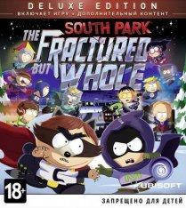 South Park: The Fractured But Whole - Gold Edition (1.0+DLC) (2017) PC | RePack by xatab