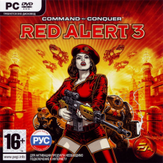 Command & Conquer: Red Alert 3 v1.12  (2008) PC |   xatab