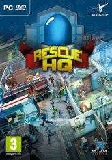 Rescue HQ - The Tycoon [v 1.02] (2019) PC | Русский