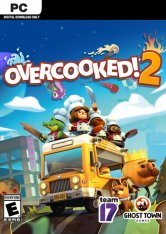 Overcooked! 2 [ENG] [4.576282] (2018) PC | Лицензия
