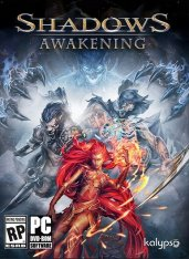 Shadows: Awakening (2018) [v 1.3.1 + DLCs] PC | RePack от xatab