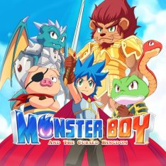 Monster Boy and the Cursed Kingdom  Repack